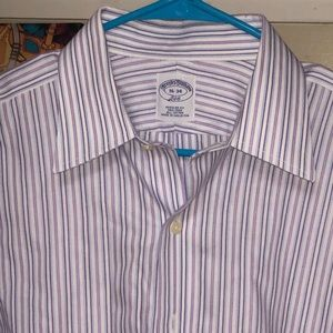 *Like New*Brooks Brothers shirt w/ French cuffs